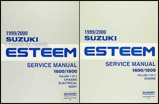 suzuki esteem 1999 owners manual open source user manual u2022 rh dramatic varieties com Car Owners Manual owners manual steiner 430 max tractor
