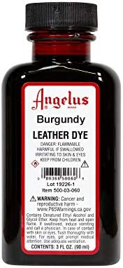 Angelus Brand Suede & Nubuck Dye & Dressing w/Applicator - 3 oz