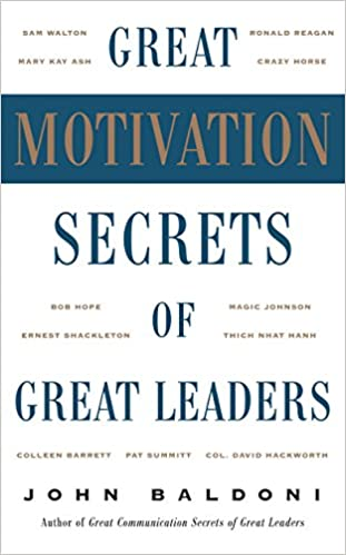 Great motivation secrets of great leaders pod john baldoni great motivation secrets of great leaders pod john baldoni 9781259584831 amazon books fandeluxe Image collections