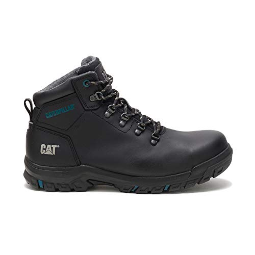 Caterpillar Mae Steel Toe Waterproof Work Boot Women 10 Black