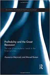 Profitability and the Great Recession: The Role of