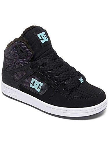DC Shoes ReboundWNT - Zapatos de Invierno de Corte Alto Para Chicas ADGS100075 Multi 2