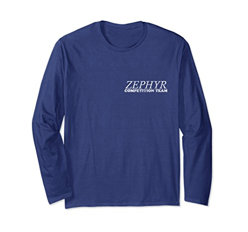 zephyr competition team shirt - 2
