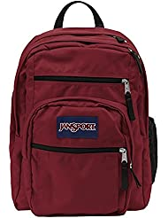 JanSport Big Student Backpack JS00TDN79FL Viking Red