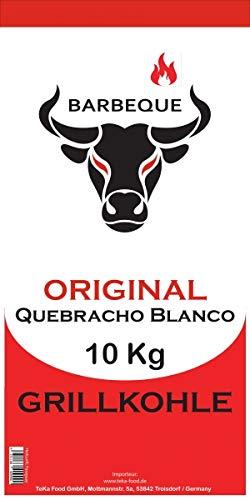carbone /10/kg queb racho Blanco Grill carbone /