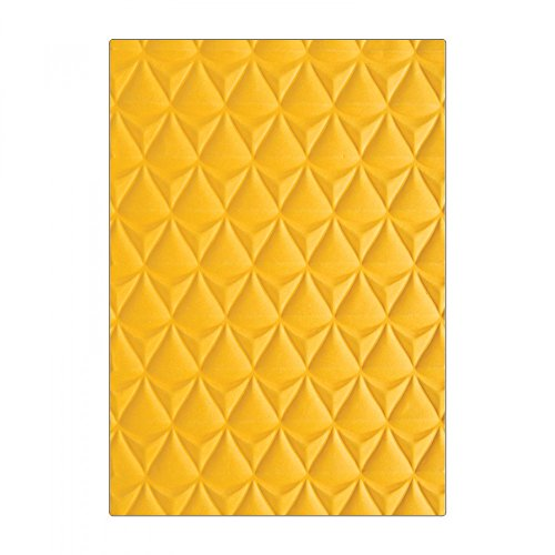 Sizzix 3-D Textured Impressions Embossing Folder - Pineapple Texture by Sizzix