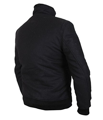 Jacket Bomber Bond Craig F James Daniel amp;H Spectre Black Men's gqgnx08