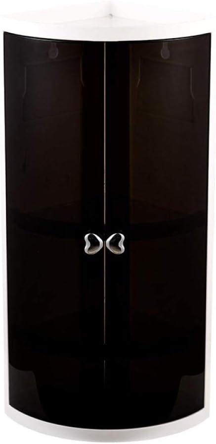 Racks dangle de salle de bains cuisine porte de stockage de porte de toilette en plastique triangle de finition rack-Grand