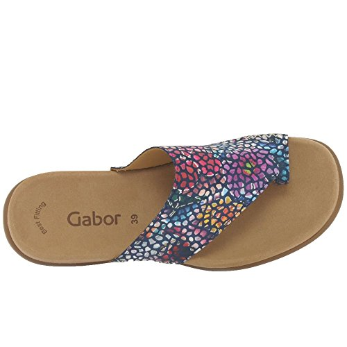 Gabor Shoes Fashion, Mules Para Mujer Flower Garden