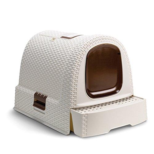 62 opinioni per Design Toilette per Gatti 'Style' crema