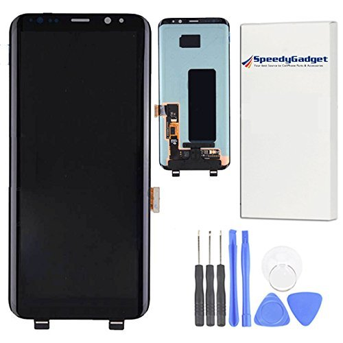(speedygadget OEM-Quality Samsung Galaxy S8 Plus LCD Digitizer Screen Touch Assembly Display Replacement Part 6.2 inch)