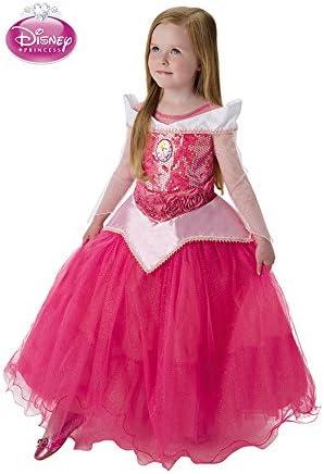 Disfraz de La Bella Durmiente premium de Disney para niña: Amazon ...