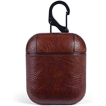 Amazon.com: OUYAWEI Genuine Leather Airpods Earphone