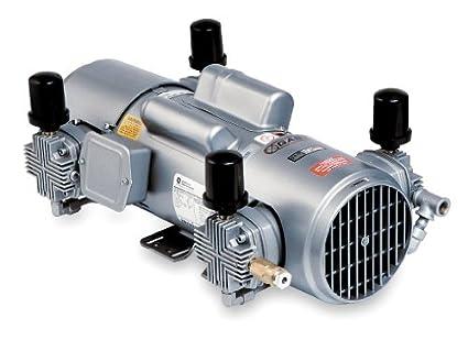 Amazon.com: Compresor de aire de pistón, 1 – 1/2 CV ...