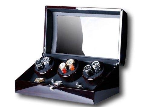 RUBraun - Caja para relojes automáticos