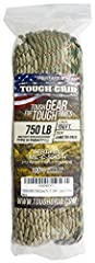"550 Pound Test TRUE ""Mil-Spec."" (Military Specifications) Mil-C-5040-H Type III Paracord 100% Nylon  Why Buy Inferior Cord When You Can Get the Best 550lb Paracord For Less? - Ideal for Those Times You Need High-Quality Paracord, but Don't Ne..."