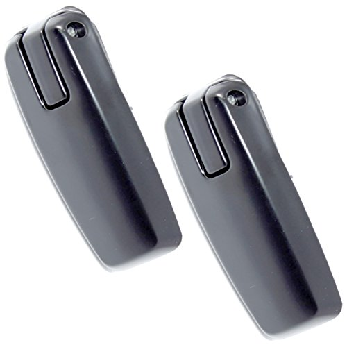 Price comparison product image APDTY 112508 Rear Window Glass Hatch Hinge Set Pair Fits 2008-2012 Ford Escape or Mercury Mariner (Replaces Ford 8L8Z-78420A68-C,  8L8Z-78420A68-D)