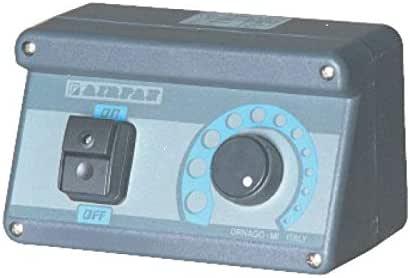 Fimel Regulador de Velocidad de aspiración Manual electrónico para Campanas de 660 W. monofásico Apto para la regulación de la Velocidad de aspiración: Amazon.es