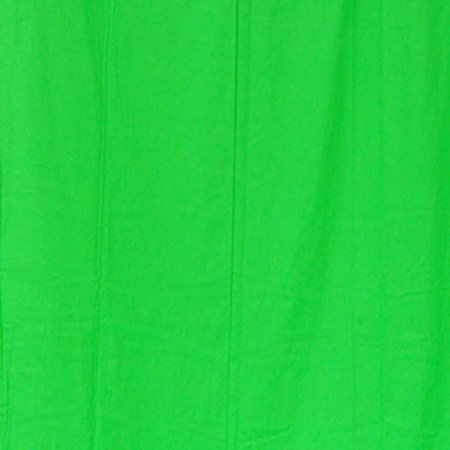 StudioFX 10x20 Chromakey Green Muslin Backdrop 100% Cotton Machine Washable Photography Photo Video Green Screen by StudioFX