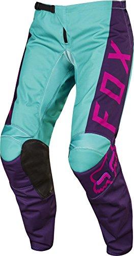 2017 Fox Racing Womens 180 Pants-Purple/Pink-8 - Ride Motorcycle Pants