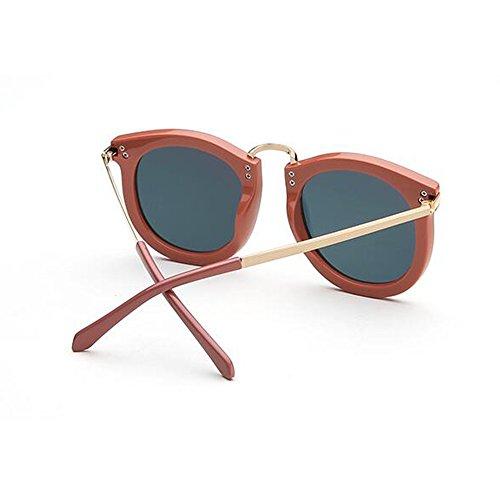 Gafas Hombre De Gafas De Gafas De de Definición sol Anti UV Conducción Sol Amantes Alta Vidrios Gafas Reflejante De Anti Deporte Mujer YQQ 2 Color De Y Moda 1 Polarizados tqUTqw