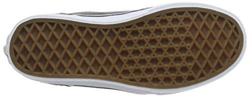 Vans Unisex-Kinder Chapman Stripe Low-Top Schwarz (T&L Black/white)