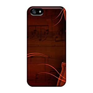New Arrival Cases Covers With IUT41466zWkm Design For Iphone 5/5s- Beautiful Violin