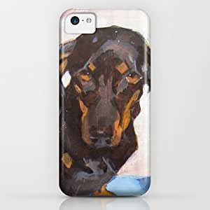 Society6 - Pet Portrait iPhone & iPod Case by Suzanna Schlemm