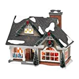 Department 56 Original Snow Village The Magic of Christmas Lit Building