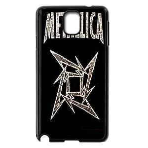 Diy Phone Cover Metallica for Samsung Galaxy Note 3 N7200 WEQ579402