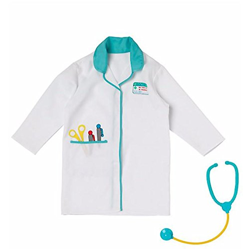Early Learning Centre 106866 Doctor with Stethoscope, Unisex-Child, One Size ELC