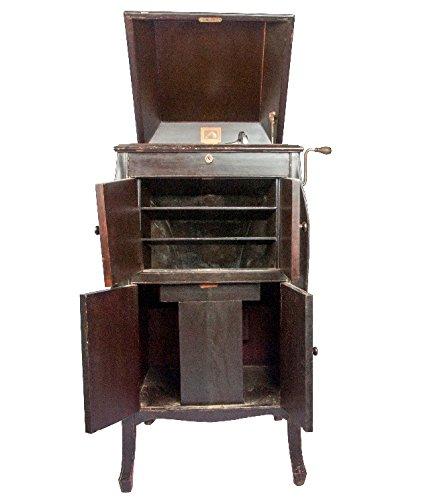 Image Unavailable - Amazon.com: Global Art World Vintage Hmv 161 Antique True Cabinet