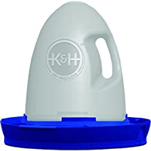 K&H Manufacturing Poultry Waterer 2.5 Gallon Blue