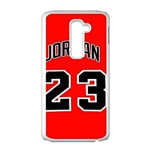 Bulls Jordan Phone Case for LG G2 Case
