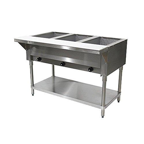 gas steam tables - 5