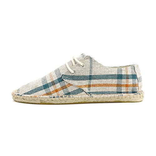 FG21ds21g Summer Fashion Men Canvas Shoes Men Casual on Shoes Slip on Casual Breathable Loafers Men Flats Shoe B07C9DBXHT Shoes 2187ce