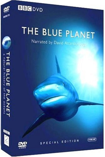 Blue Planet: Complete BBC Series (Special Edition) - Planet Shop Blue