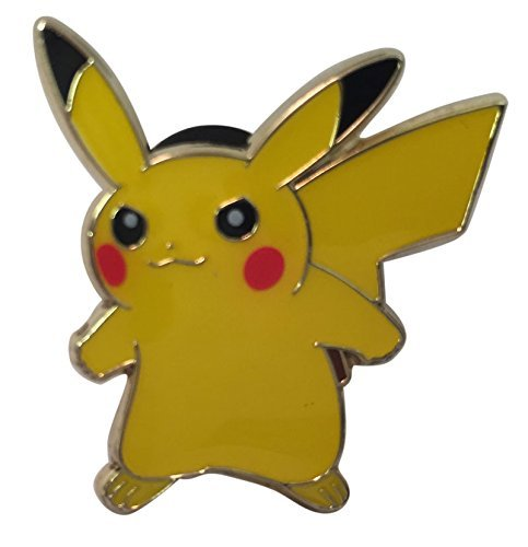 - Pokemon: Pikachu Collectable Pin (From the Pikachu-EX Collection, 2015)