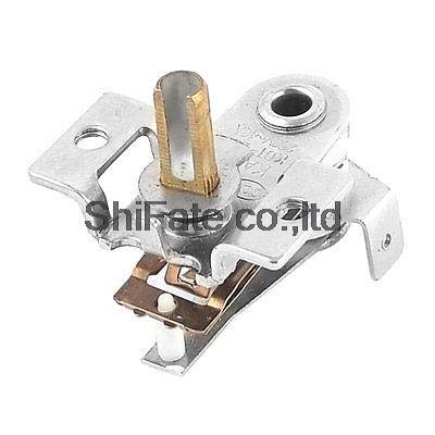 (AC250V 16A Bimetallic Discs Adjustable Heating Limiter Hot Thermostat)