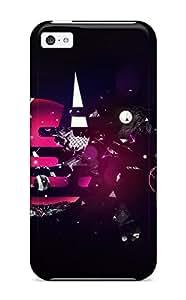 Christina Schulte's Shop Premium Tpu Funky Cover Skin For Iphone 5c 2620735K61099651