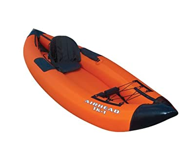 AHTK-1 AIRHEAD AHTK-1 Montana Performance 1 Person Kayak by Airhead