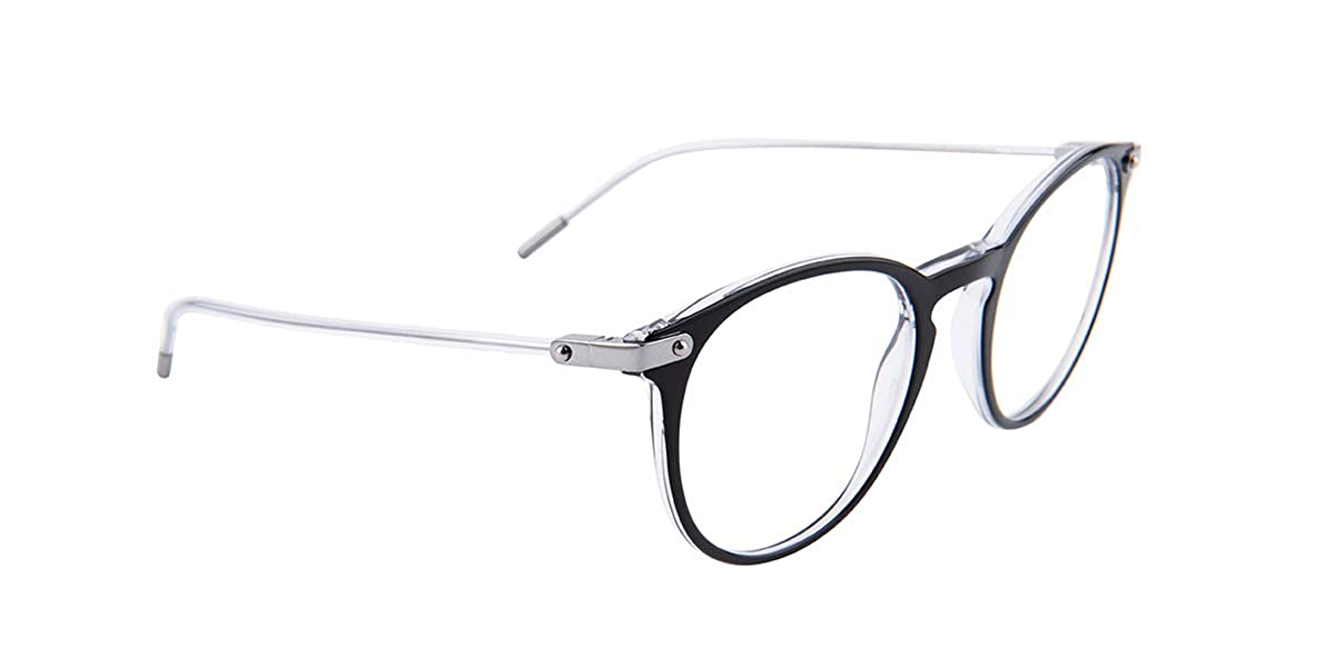 Eyeglasses Dolce /& Gabbana DG 3303 675 TOP BLACK ON CRYSTAL