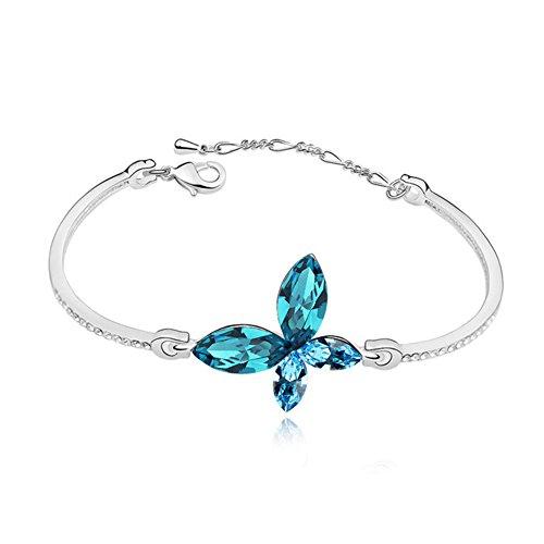 Topro Swarovski Elements Butterfly Bracelets product image