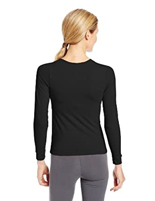 ColdPruf Women's Performance Single Layer Long Sleeve Crew Neck Top