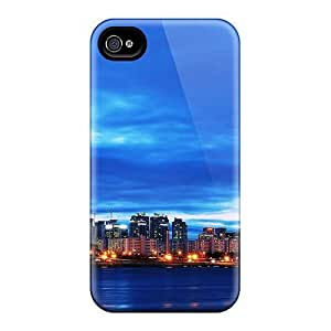 Iphone 4/4s Case Cover Skin : Premium High Quality Seoul Case