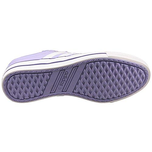 Adidas NEO Vlneo 3 Stripes Lo W Frauen Trainigsschuhe (lila)