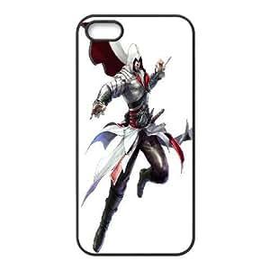 iPhone 5,5S Phone Case Black Ezio Auditore da Firenze RJ2DS0890782