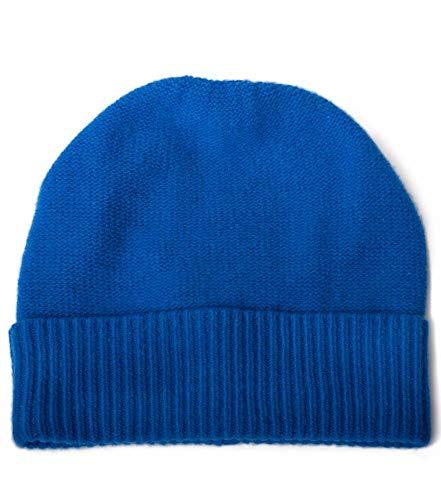 Portolano Cashmere HAT with Folded Cuff