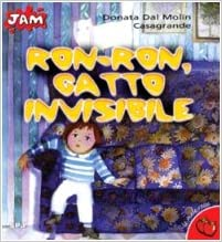 Ron-ron gatto invisibile (Jam. Le mele rosse): Amazon.es: Dal ...