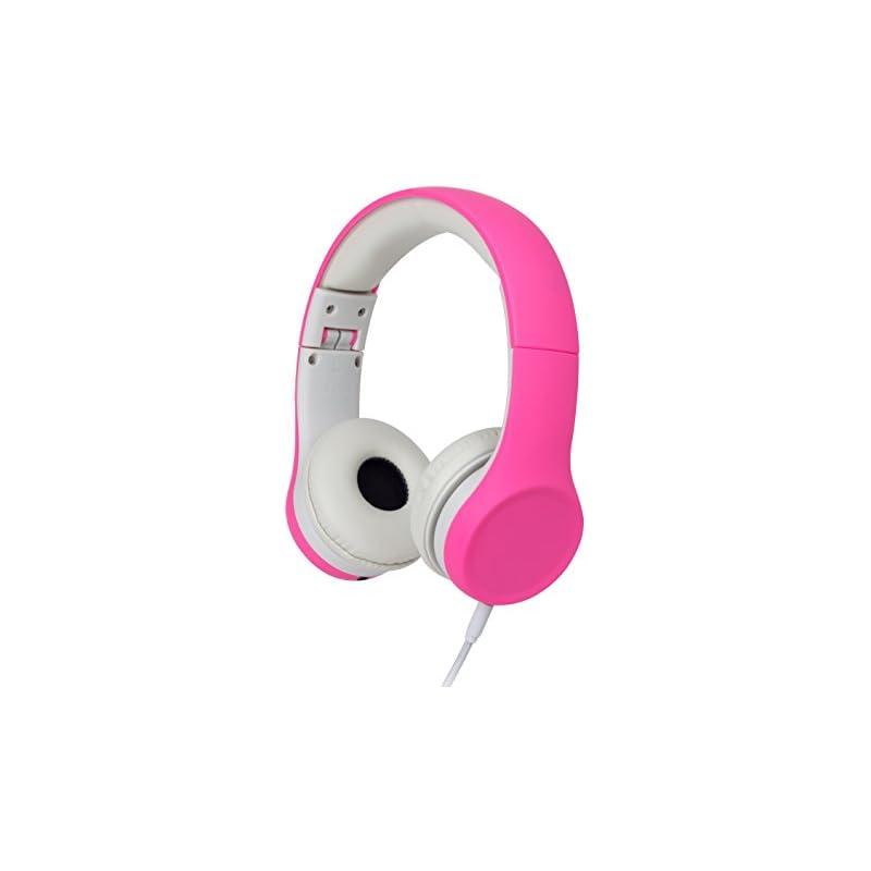 Kids Headphones Volume Limiting and Audi